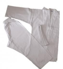 Karateanzug basic weiß - Für Kinder und Erwachsene